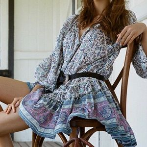 Spell & the Gypsy Collective Dahlia Tunic Dress